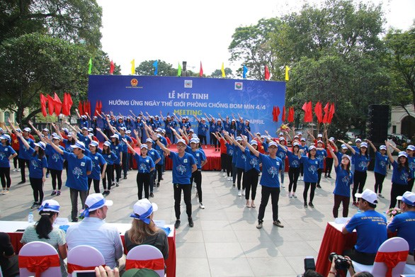 Quang Tri to host activities to raise public awareness of mines hinh anh 1