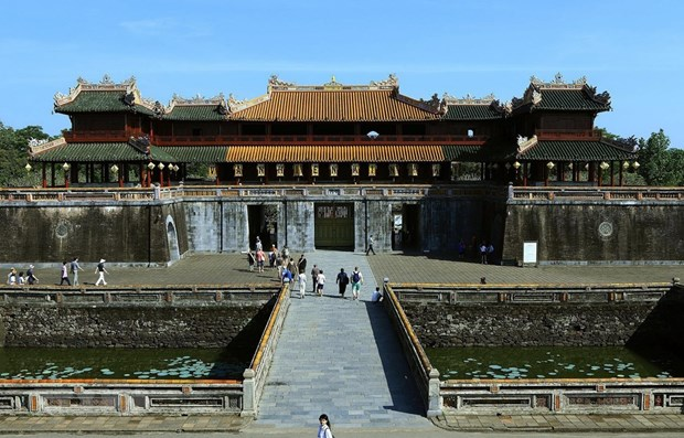 More foreigners visit Hue ancient town than Vietnamese hinh anh 1