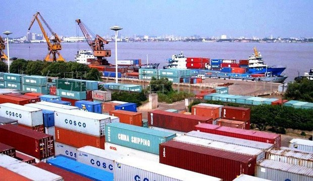 Hanoi's exports estimated to grow 11.3 percent in Q1 hinh anh 1