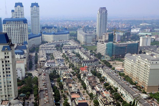 Hanoi city leads FDI attraction in first quarter of 2019 hinh anh 1