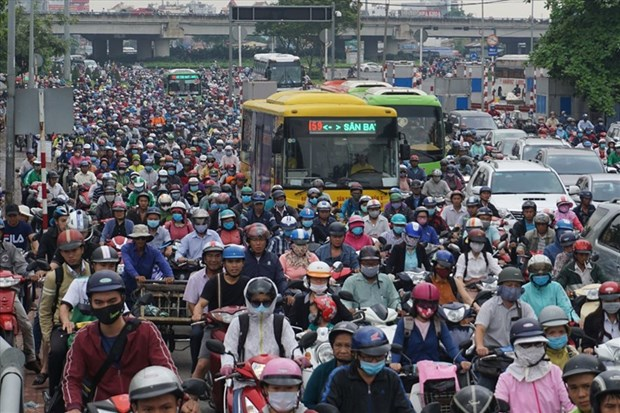 HCM City's population growth stands at 2.15 percent in 10 years hinh anh 1