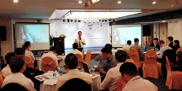 International cooperation sought to increase traffic safety in Vietnam hinh anh 1