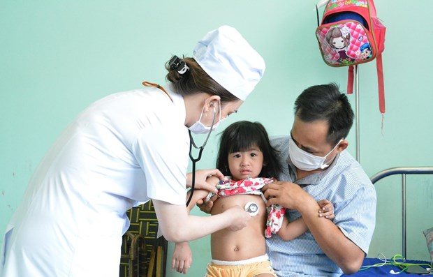 Over 3,300 suspected measles cases reported in HCM City hinh anh 1
