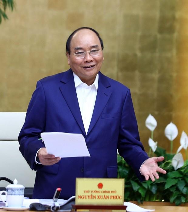 PM: Vietnam reaps positive economic achievements in Q1 hinh anh 1