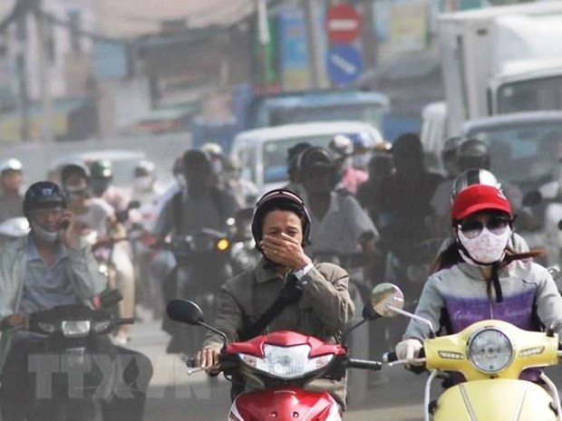 No basis to affirm air pollution in Hanoi second highest in SA: official hinh anh 1