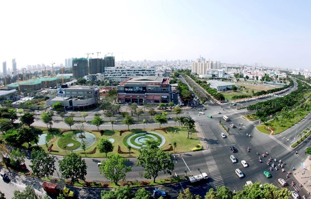 HCM City attracts over 1.55 bln USD in FDI in Q1 hinh anh 1