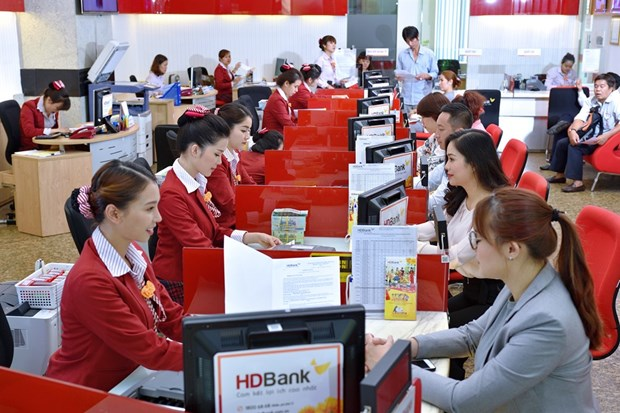 HDBank announces 2018 results, profits up 66 percent hinh anh 1