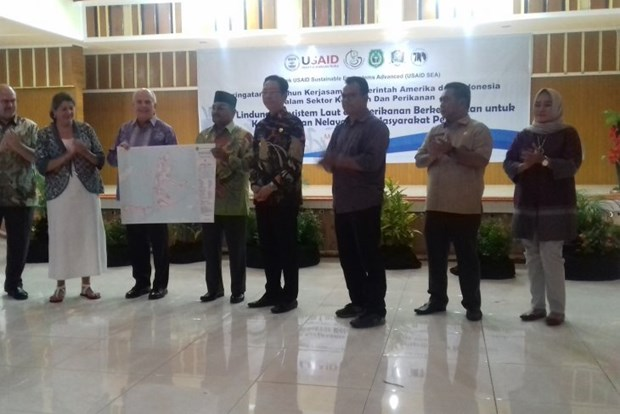 Indonesia, US announce new marine conservation zones hinh anh 1