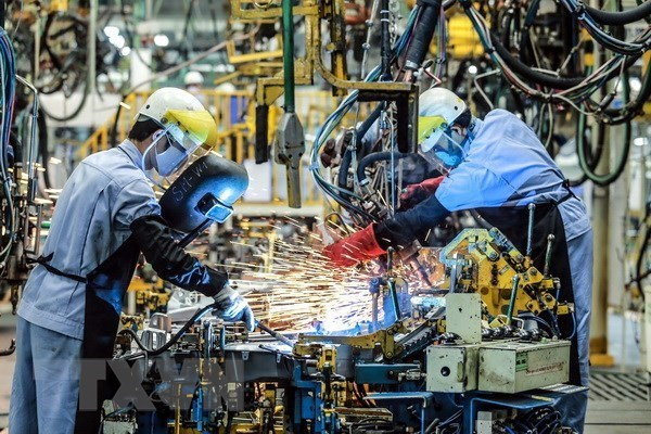 Manufacturing enjoys strong growth in March hinh anh 1