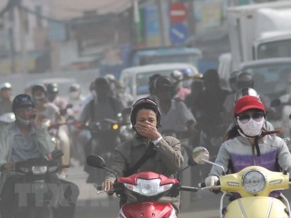 GAINS model to help alleviate air pollution in northern localities hinh anh 1