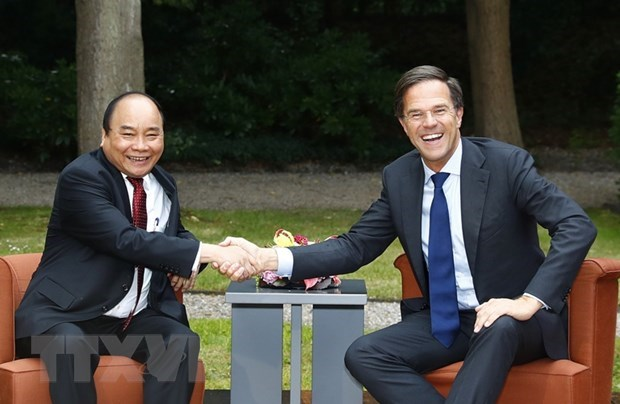 Prime Minister of Netherlands Mark Rutte to visit Vietnam hinh anh 1