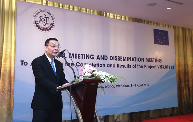 EU project helps improve legal framework for nuclear safety in Vietnam hinh anh 1