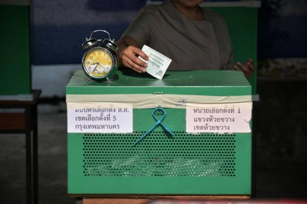 Thailand: voting to be conducted again at six polling stations hinh anh 1