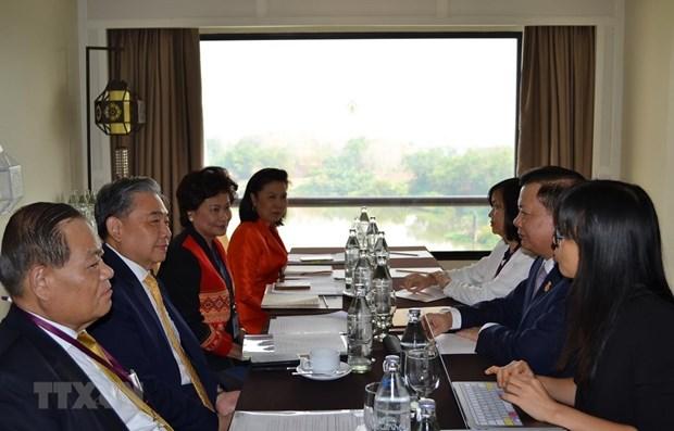 Vietnam, Thailand enhance financial cooperation in ASEAN framework hinh anh 1