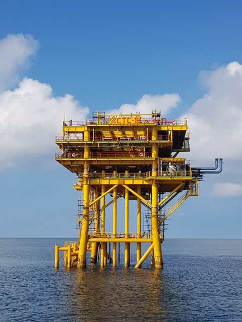 Vietsovpetro surpasses oil and gas production targets for Q1 hinh anh 1