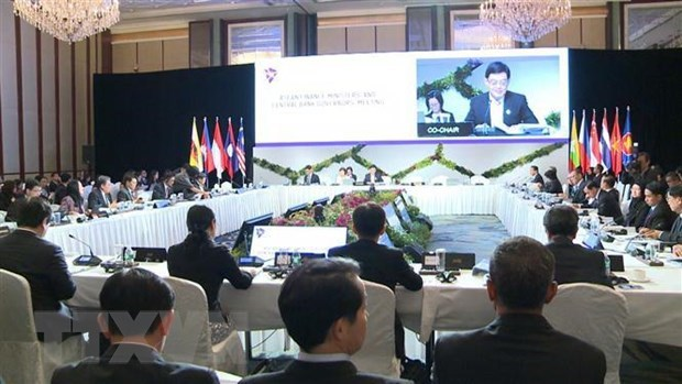 Vietnam attends 23rd ASEAN Finance Ministers' Meeting hinh anh 1