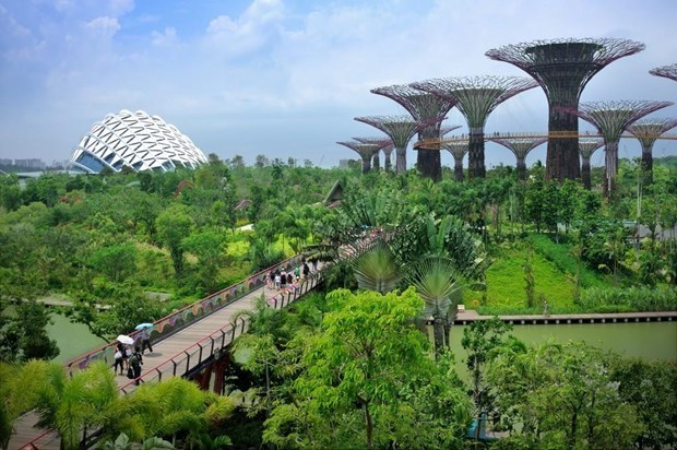 ASEAN, ADB launch initiative to support green infrastructure projects hinh anh 1