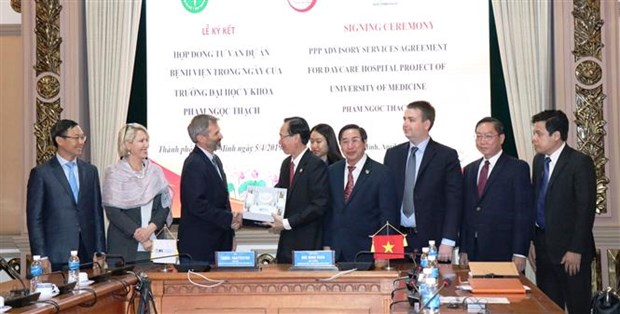 IFC to help HCM City build medical facilities through PPP hinh anh 1