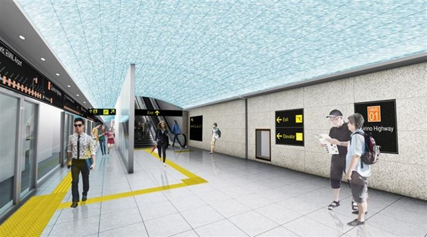Philippines' first subway project may face higher costs hinh anh 1