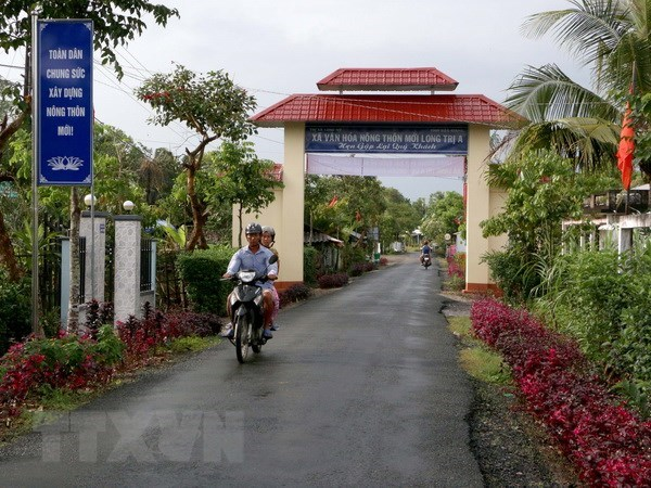 At least half of communes set to become new-style rural areas in mid-2019 hinh anh 1