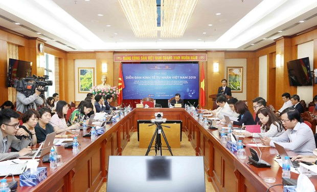 Vietnam Private Economic Forum to be held in early May hinh anh 1