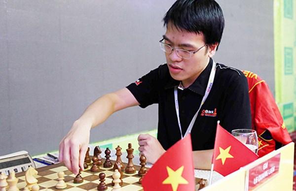 Vietnam's Liem reaches top 10 in Dubai Open chess tournament hinh anh 1