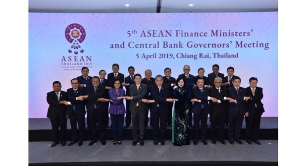 ASEAN aims at deepening economic integration hinh anh 1