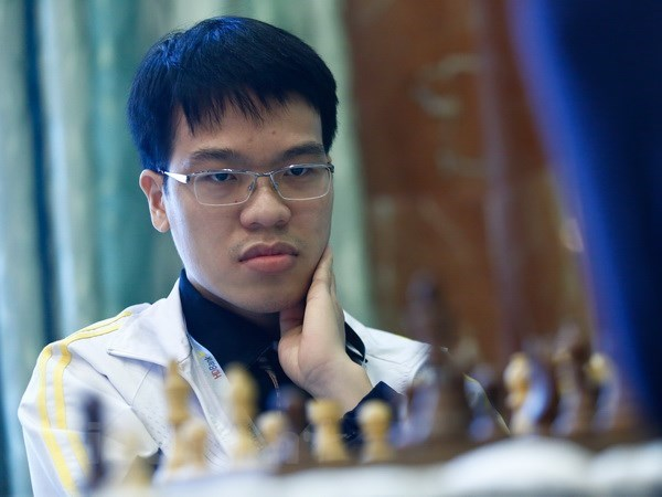 Vietnamese chess player grabs blitz silver at Dubai Open hinh anh 1