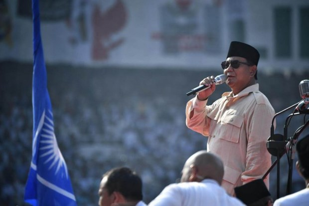 Indonesia: candidates campaign for presidential elections hinh anh 1