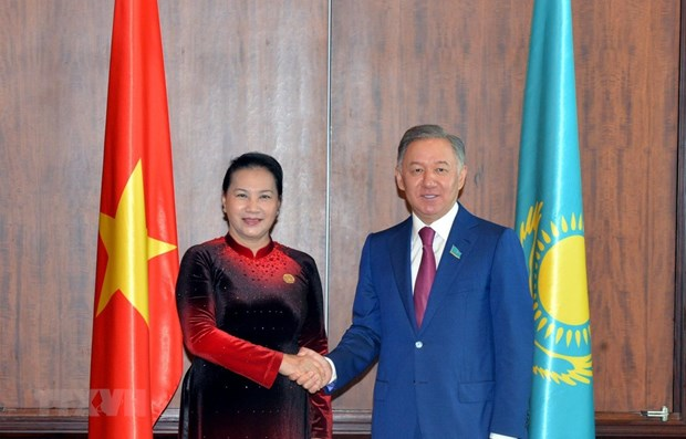 Vietnam, important Southeast Asian partner of Kazakhstan hinh anh 1