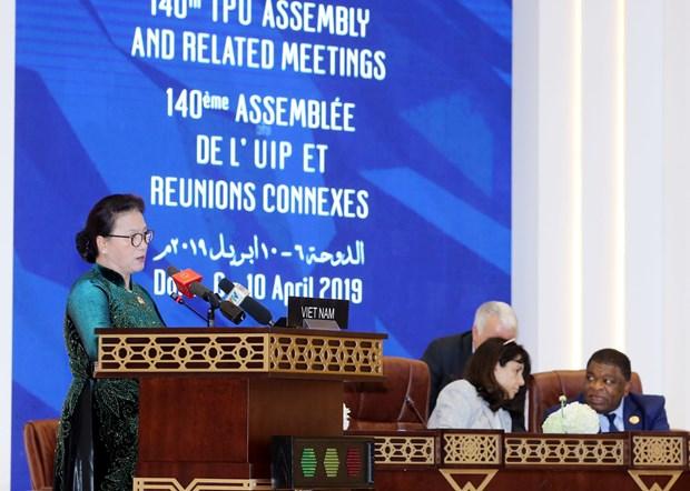 Vietnam, Micronesia wish to reinforce parliamentary ties hinh anh 1