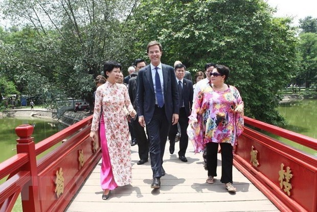 Dutch ambassador: PM's Vietnam visit highlights strategic partnership hinh anh 1