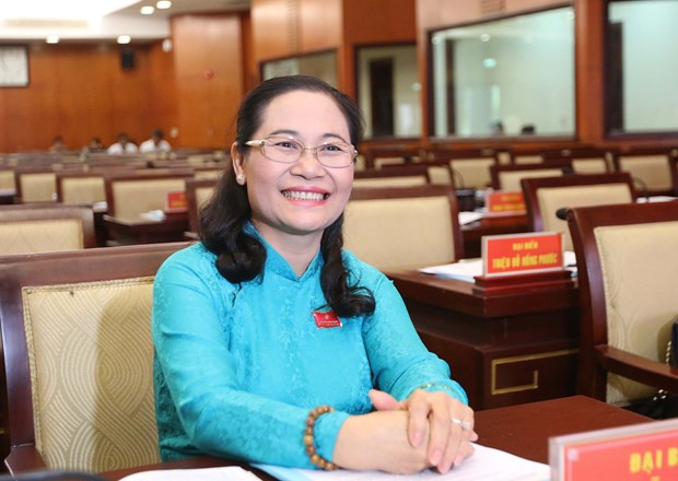 HCM City People's Council gets new Chairwoman hinh anh 1