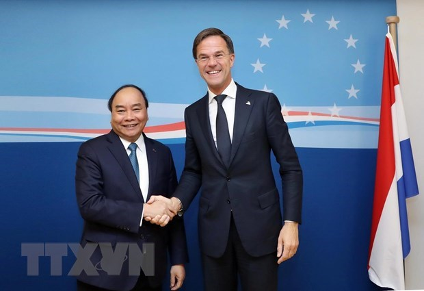 Vietnam, Netherlands expected to set up comprehensive partnership hinh anh 1