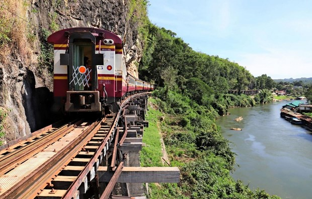 Thailand plans new rail route to Cambodia hinh anh 1