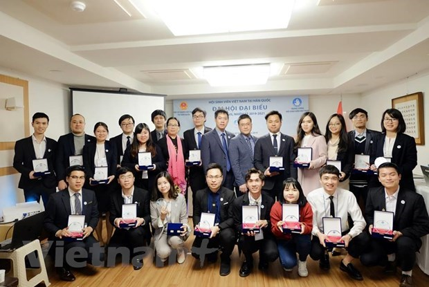 Association to further promote Vietnamese students' movements in RoK hinh anh 1