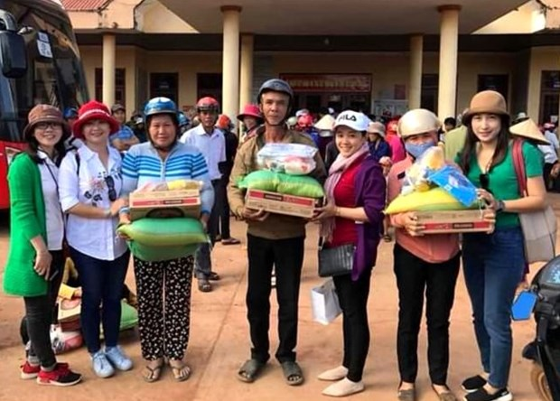 Exchange programme to mark Vietnam Day for Persons with Disabilities hinh anh 1