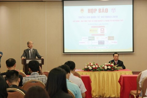 HCM City gears up for first Vietbuild expo in 2019 hinh anh 1