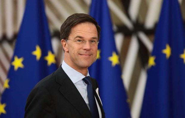 Dutch Prime Minister begins official visit to Vietnam hinh anh 1