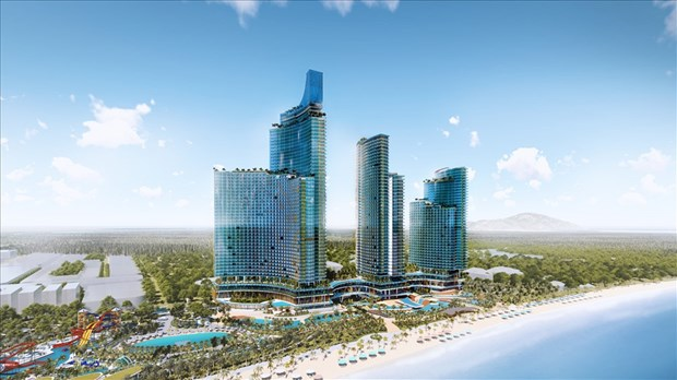 Work starts on Ninh Thuan's biggest resort complex hinh anh 1