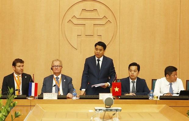Vietnamese, Dutch firms seek bond in sustainable urban development hinh anh 1