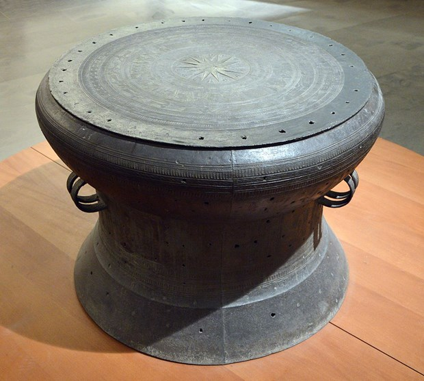 Dong Son bronze drums found in Malaysia date back 2000 years hinh anh 1