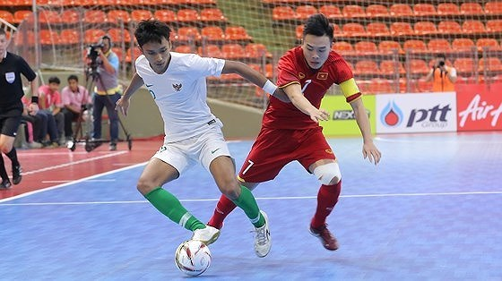 Vietnam in second pot for Asian U20 futsal draw hinh anh 1