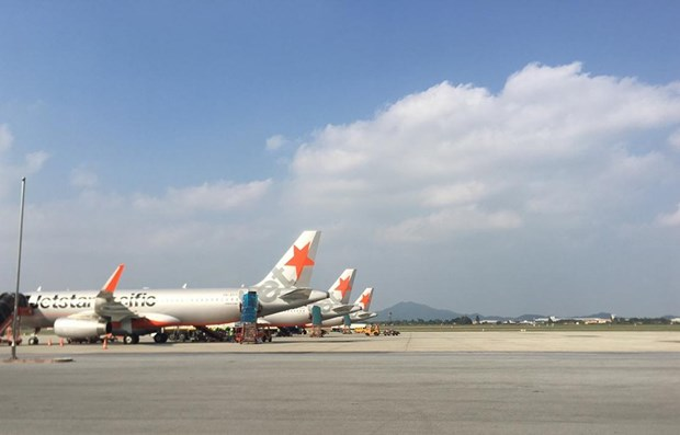 Jetstar Pacific launches three new domestic routes hinh anh 1