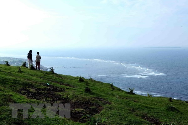 Ly Son Island looks to become national tourism area hinh anh 1