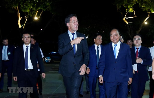 Dutch PM: Vietnam has a friend in Europe hinh anh 1