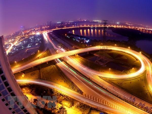 Hanoi among top 10 localities for economic governance quality hinh anh 1