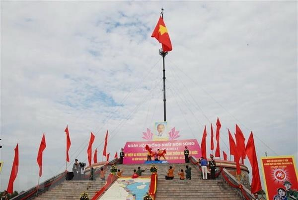 Quang Tri to mark national reunification with grand festival hinh anh 1