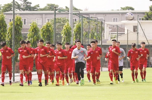 Vietnam to compete in U18 football tournament in Hong Kong hinh anh 1