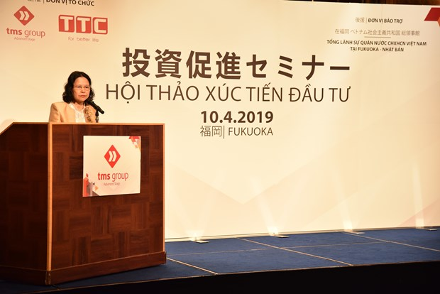 Japanese investors need more information about VN's property market hinh anh 1